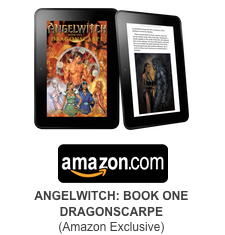 Angelwitch: Book One, Dragonscarpe